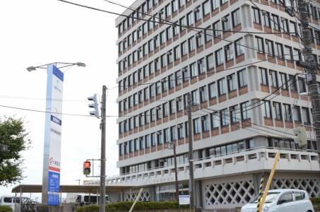 富山県高岡市の内科【宗玄医院】への道順1