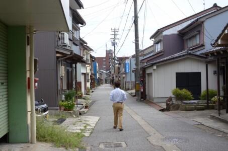 富山県高岡市の内科【宗玄医院】の駅からの道順5