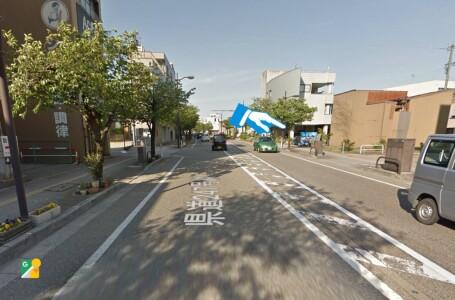 富山県高岡市の内科【宗玄医院】の駅からの道順3